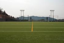 防球ネット(正面)