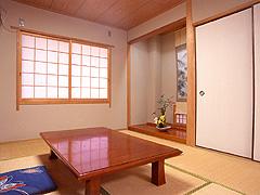 一本松温泉あけぼの荘 客室